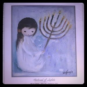 Festival of Lights DeGrazia Numbered Print